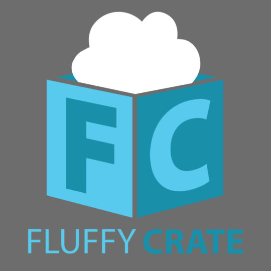 Fluffy Crate Logo