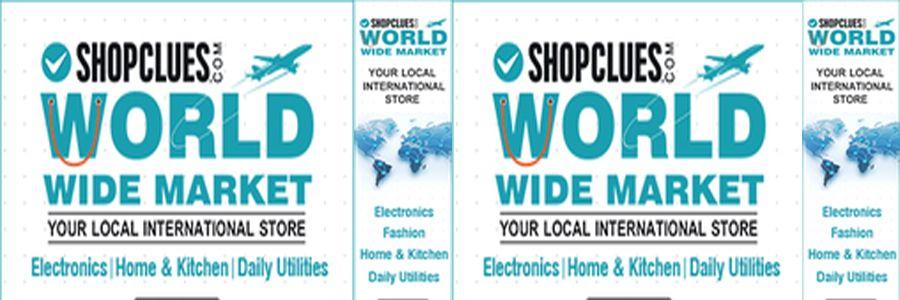 Shopclues Banner