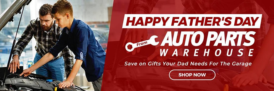 Auto Parts Warehouse Banner