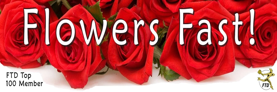 Flowers Fast Banner