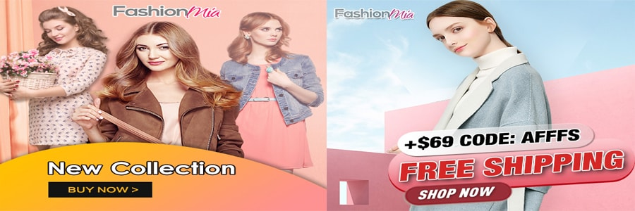 Fashionmia Banner