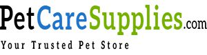 Pet Care Supplies Logo