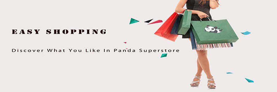 Panda Superstore Banner