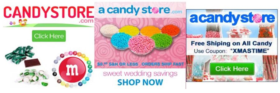 CandyStore Banner
