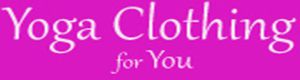 Yoga Clothing for You Logo